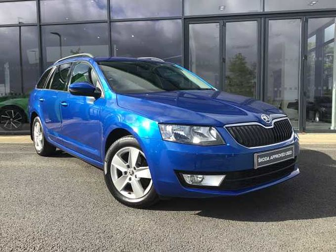 SKODA Octavia 1.4 TSI (150PS) SE 5-Dr Estate
