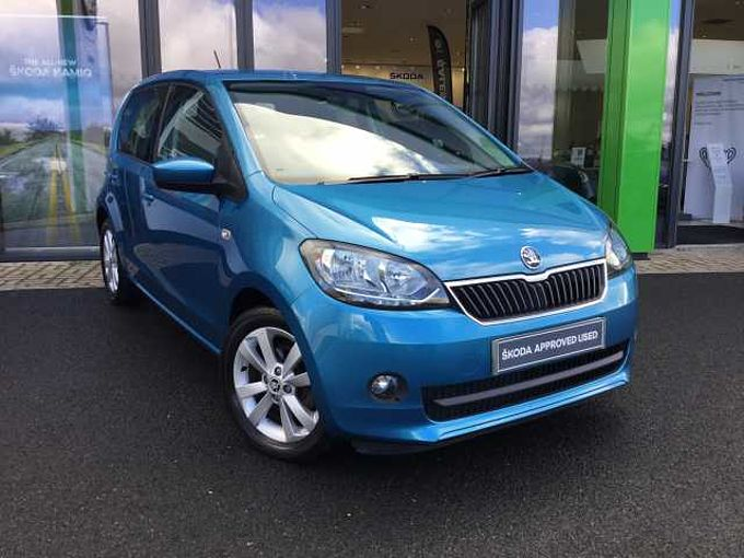 SKODA Citigo 1.0 MPI (60PS) SE L GreenTech Hatchback 5Dr