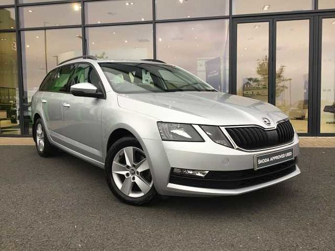 SKODA Octavia Estate (2017) 2.0 TDI (150PS) SE